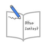 【Office context】文章に関するお困りごとなら何でもおまかせ